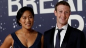 Facebook CEO Mark Zuckerberg donates $100 million to help US election offices