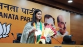 Ace shooter Shreyasi Singh joins BJP in presence of party's Bihar unit chief Bhupendra Yadav