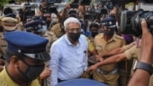 Kerala gold smuggling case: ED gets 7 day custody of Sivasankar, protestors met with water cannons