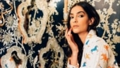 Sonam Kapoor in Rs 4k nightsuit shows the most glamorous WFH outfit