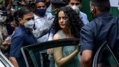 Kangana Ranaut vs. Uddhav Thackeray