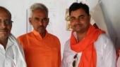 Ballia incident accused fired in self defence: BJP MLA Surendra Singh