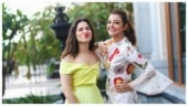 Tamannaah wishes Kajal Aggarwal happy marriage in new Instagram video