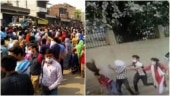 Faridabad murder caught on CCTV, victim's family claims 'love jihad'; protests rage across town