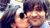 Richa Chadha kisses Ali Fazal in birthday wish photo. Circa, Before People Knew