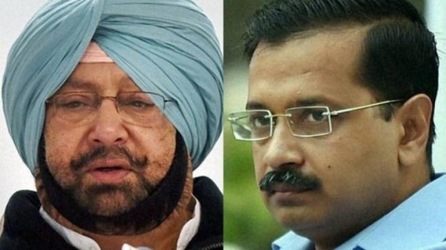 Twitter war breaks out between Kejriwal, Amarinder over farms bills passed by Punjab assembly  - India Today RSS Feed  IMAGES, GIF, ANIMATED GIF, WALLPAPER, STICKER FOR WHATSAPP & FACEBOOK
