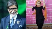 Amitabh Bachchan is bowled over by little girl dancing to Haryanvi folk song. Viral video