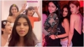 Birthday girl Ananya Panday has never been rejected. Suhana Khan proves in a video