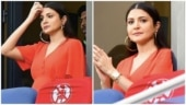 Anushka Sharma in Rs 2.5k midi dress shows right way to nail comfy maternity fashion