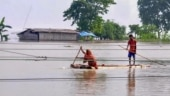 Fresh wave of flood affects over 15,000 people in Assam's Nagaon, West Karbi Anglong district