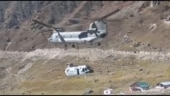 Kedarnath: Chinook helicopter takes off with debris of IAF chopper that crashed in 2018 | Watch