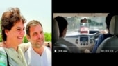 Fact Check: Were Rahul and Priyanka caught joking on way to meet Hathras victim's kin?