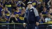 Argentine football legend Diego Maradona in self-isolation due to coronavirus risk