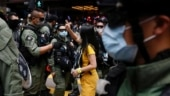 Hong Kong cops arrest 86 for protesting on China National Day holiday
