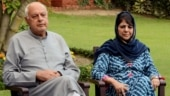 Farooq Abdullah meets Mehbooba Mufti after her release from 14-month detention