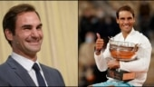 French Open: Roger Federer sends heartwarming message to Rafael Nadal after Spaniard's 20th Grand Slam win