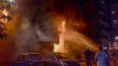 Mumbai market fire fighting operation still on after 30 hours, 2 personnel injured