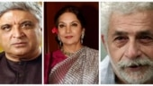 Naseeruddin Shah, Shabana Azmi, Javed Akhtar among 130 prominent Indians to condemn France attacks