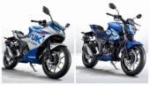 Suzuki launches new liveries for Gixxer 250 and Gixxer series