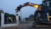 Demolition drive at GITAM University triggers politics in Andhra Pradesh