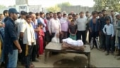 Six-year-old raped by relative in Hathras dies, family protests over police inaction