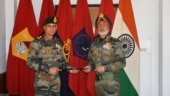 Lt General PGK Menon takes over as commander of Fire & Fury Corps