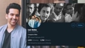 Fact Check: Netizens fall for fake Twitter account impersonating Shatrughan Sinha's son
