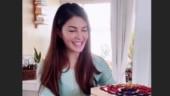 Jacqueline Fernandez says Happy Birthday Instagram, shares glimpse of return gift