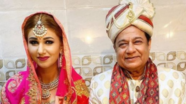 Exclusive: Anup Jalota reacts to viral wedding photo with Jasleen Matharu - India Today