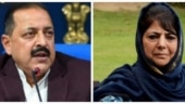 Mehbooba Mufti hails India when in power, swears by Pakistan once out: Union minister Jitendra Singh