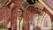 What Kajal Aggarwal and Gautam Kitchlu wore on wedding day