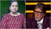 KBC 12: Nashik's Mrinalika Dubey couldn't answer this Rs 50 lakh question. Can you?