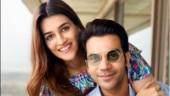 Rajkummar Rao and Kriti Sanon together in new film, shoot begins Oct 30