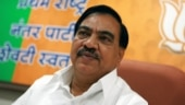 Senior Maharashtra leader Eknath Khadse quits BJP, to join NCP on Friday, says was harassed by one leader