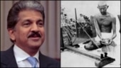 Gandhi Jayanti 2020: Anand Mahindra pays tribute to Mahatma Gandhi. Read full post