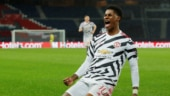 Champions League: Marcus Rashford wants Manchester United to continue intensity after haunting PSG again