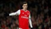Arsenal star Mesut Ozil posts heartfelt message after Premier League snub: My loyalty hasn't been reciprocated
