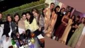 Natasha Poonawalla's fashionable evenings, starring Shweta Bachchan and Navya Nanda