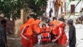 Rain fury claims 77 lives in Telangana, Maharashtra since Wednesday, thousands displaced