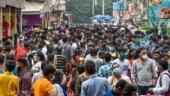 Crowds throng Kolkata markets ahead of Durga puja as coronavirus cases rise