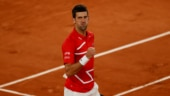 French Open: Novak Djokovic sets up final vs Rafael Nadal after fending off valiant threat from Stefanos Tsitsipas