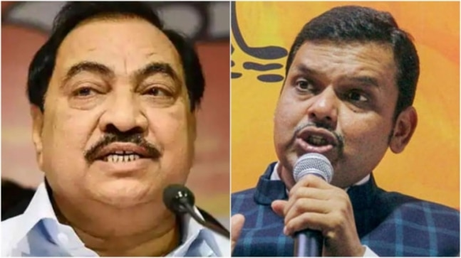Set to join NCP, Eknath Khadse blames Devendra Fadnavis for his exit from BJP  - India Today RSS Feed  IMAGES, GIF, ANIMATED GIF, WALLPAPER, STICKER FOR WHATSAPP & FACEBOOK