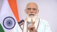 Virus still here, says PM Narendra Modi in caution note ahead of festive season | 10 points