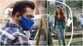 Salman Khan and Disha Patani wear masks and use sanitisers while shooting Radhe. See video