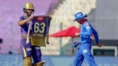 Nitish Rana pays tribute to late father-in-law, displays KKR jersey with 'Surinder' written on it after his fifty