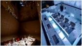 Paris hotel drains underground swimming pool to convert it into a stunning restaurant