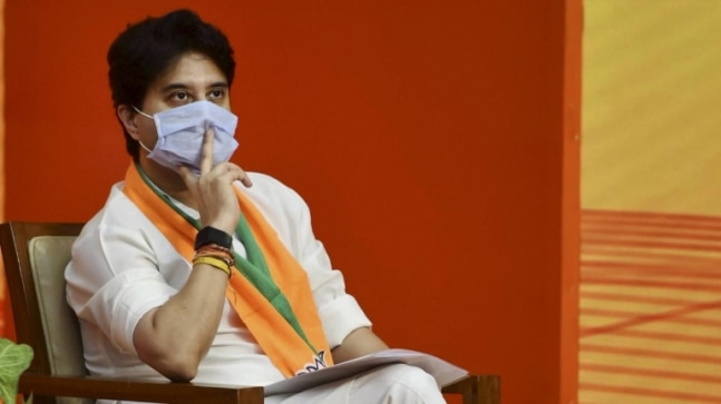 MP bypolls: Not seeking any post, happy with respect I get in BJP, says Jyotiraditya Scindia | Exclusive interview  - India Today RSS Feed  IMAGES, GIF, ANIMATED GIF, WALLPAPER, STICKER FOR WHATSAPP & FACEBOOK