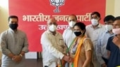 Shayara Bano, Muslim woman who fought against triple talaq, joins BJP