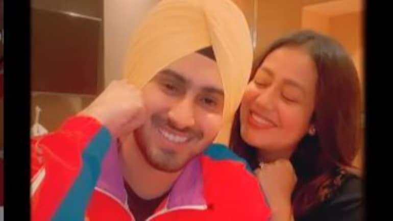 rohanpreet singh calls rumoured fiancee neha kakkar meri zindagi social media television news