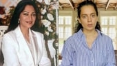 Disgusted: Simi Garewal no longer backing Kangana Ranaut